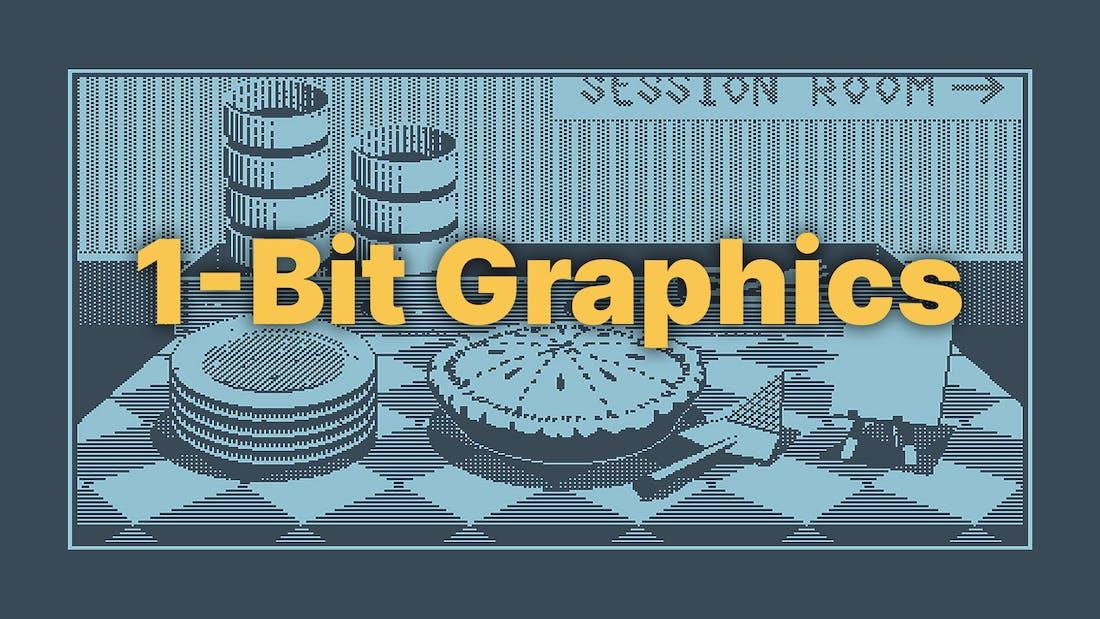 1-Bit Graphics