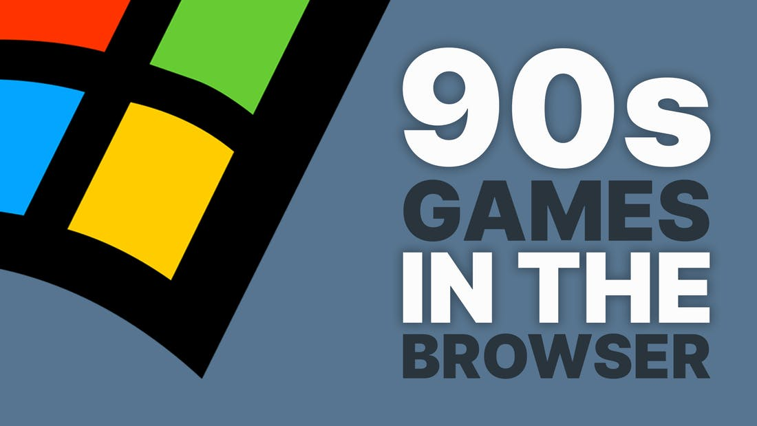 90s Games In The Browser - EmuPedia
