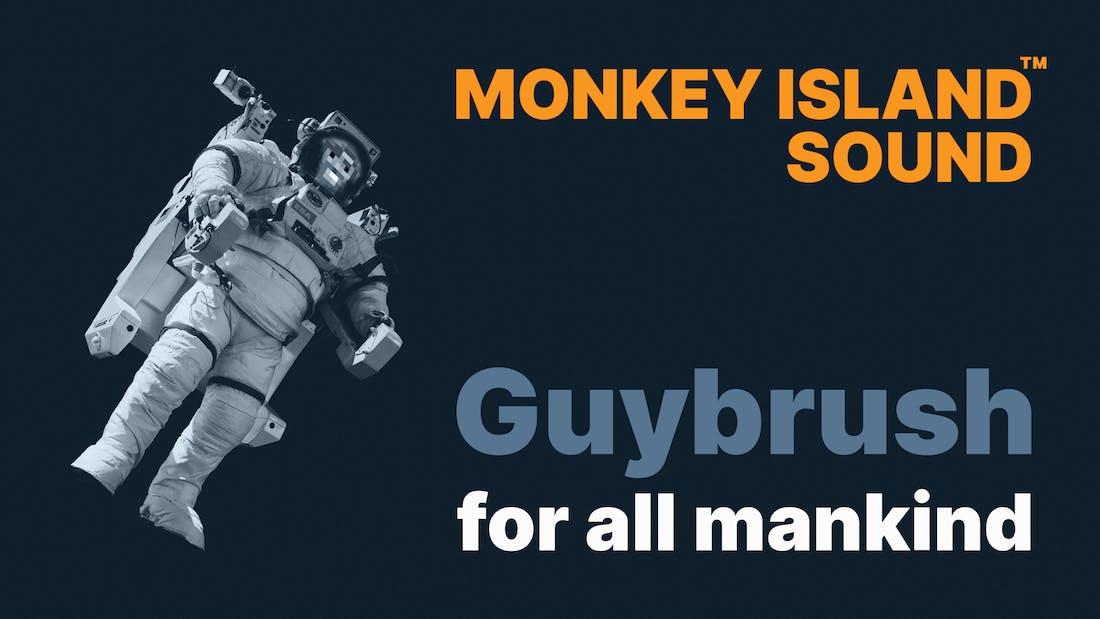 Monkey Island Sound - Guybrush For All Mankind