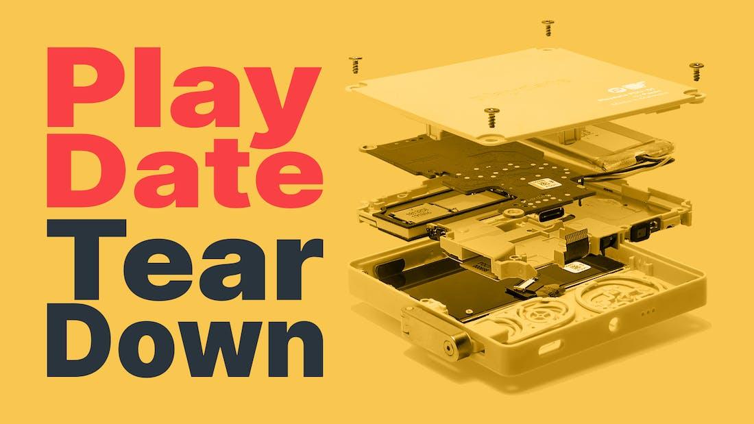 PlayDate Teardown