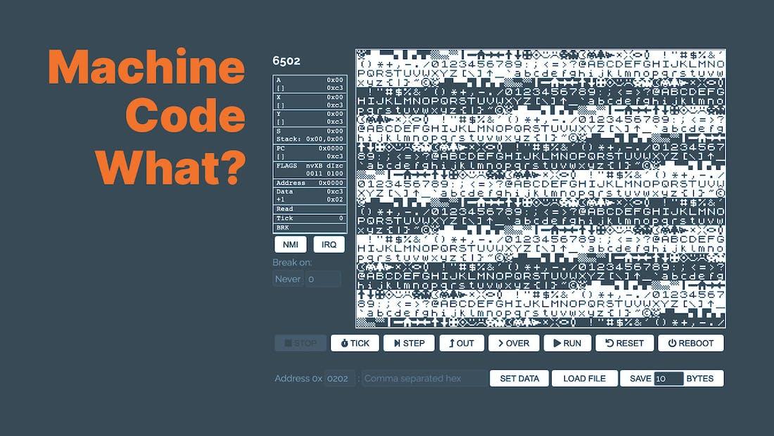 Machine Code What?