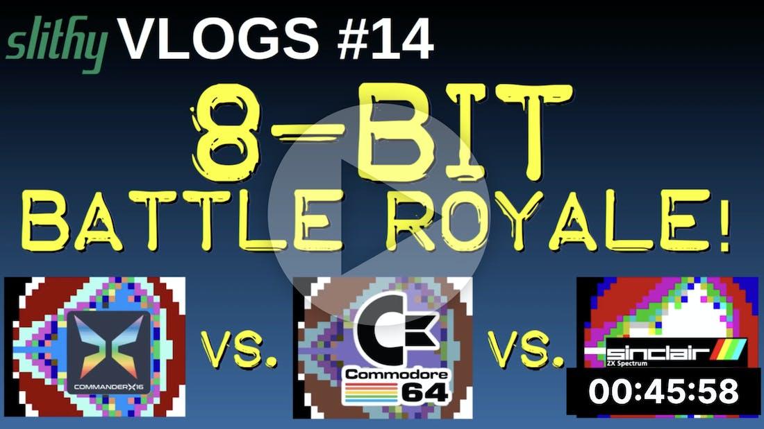 8-Bit Battle Royale