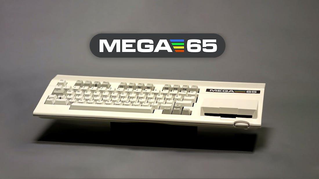 Mega65 - the best Commodore64?