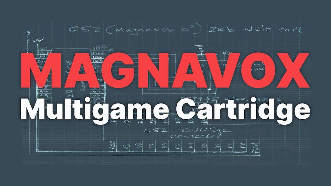 Magnavox Multigame Cartridge