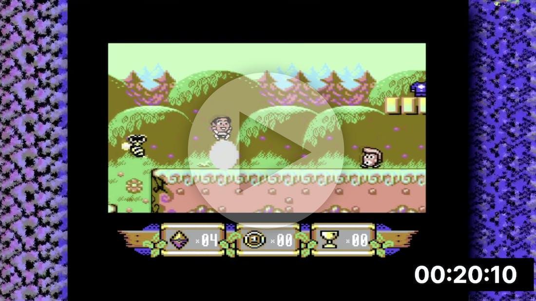 C64 GFX Tricks