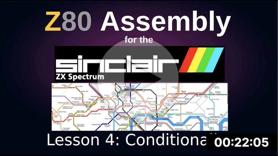 Z80 Assembly