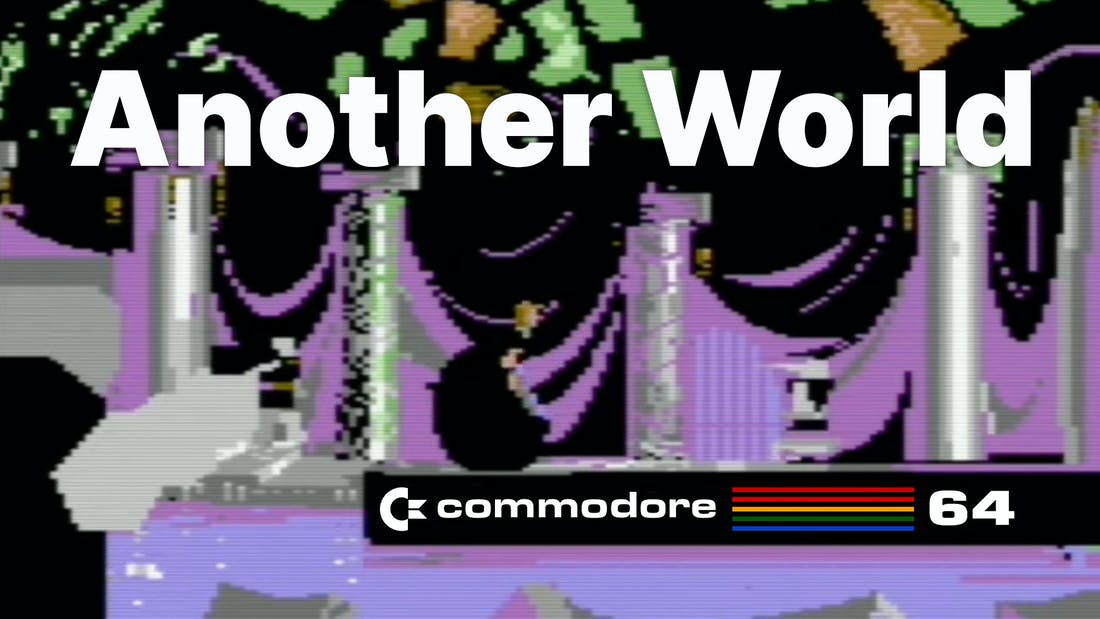 Another World - C64 Port