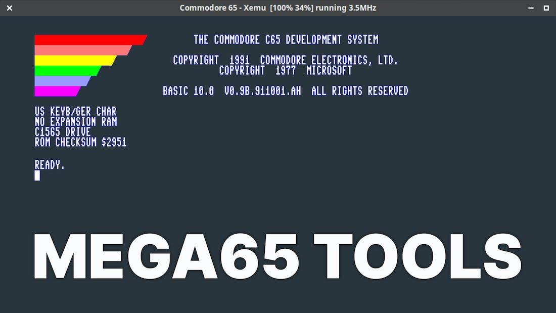 MEGA65 Tools