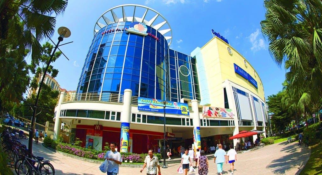 Rivervale Mall Sengkang
