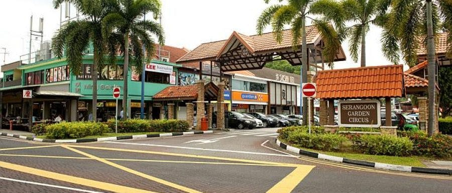 Serangoon Gardens is filled with eateries and amenities