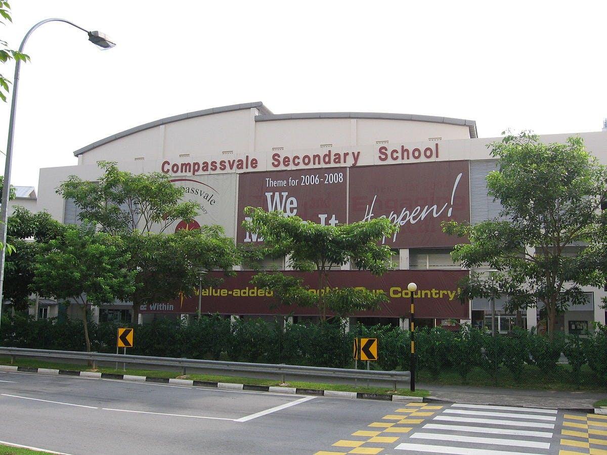 Compassvale Secondary School