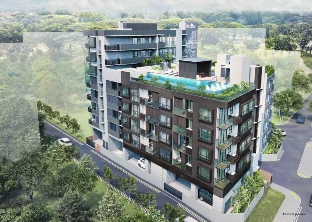 The Noma condo developed by Macly Group along Guillemard Road