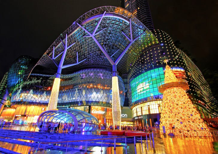 Ion Orchard is just a quick drive away.