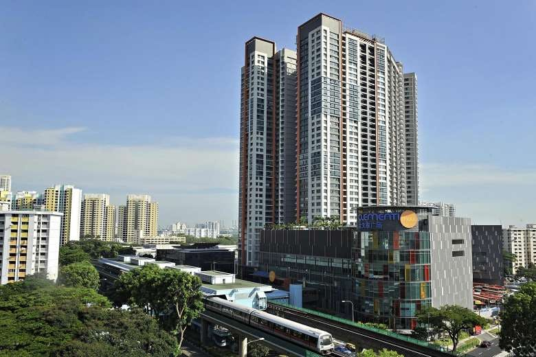Clementi Towers