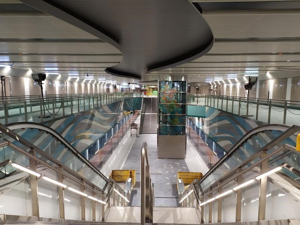 Bright Hill MRT Station