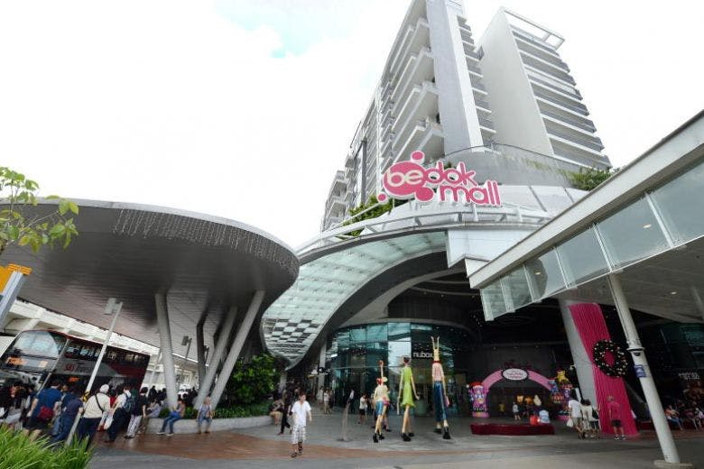 Bedok Mall within 77 @ East Coast's vicinity