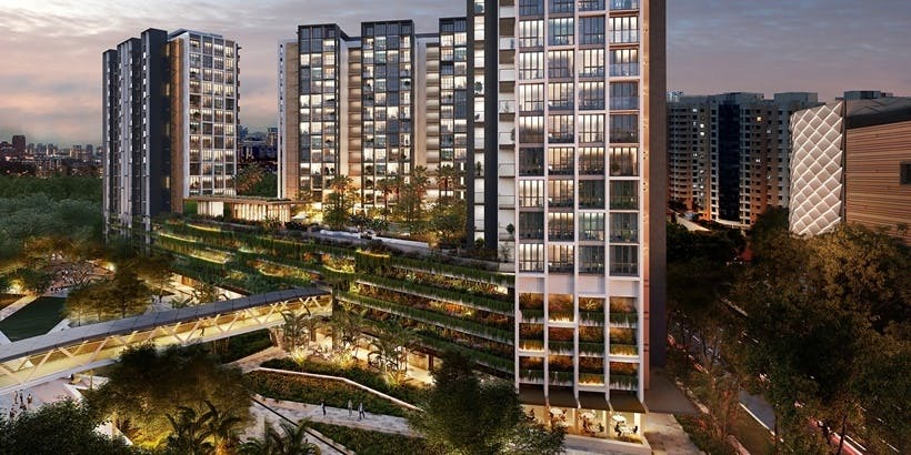 Luxury in the center of the city, Park Place Residences is a beautiful mixed developement located in Paya Lebar Square with easy accessiblility to business districts such as Downtown Core and the CBD.