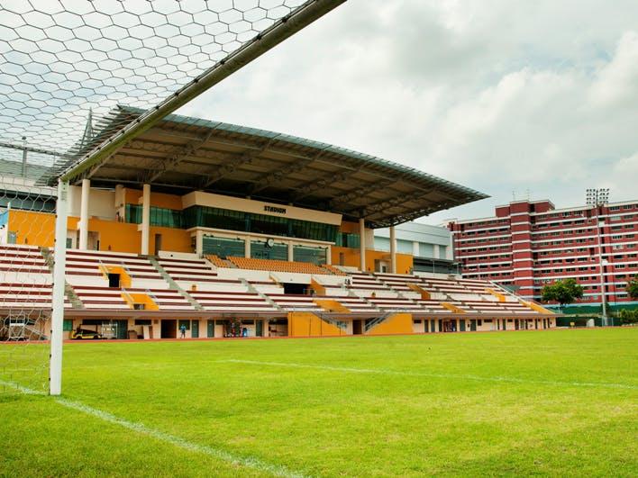 Jurong West Stadium