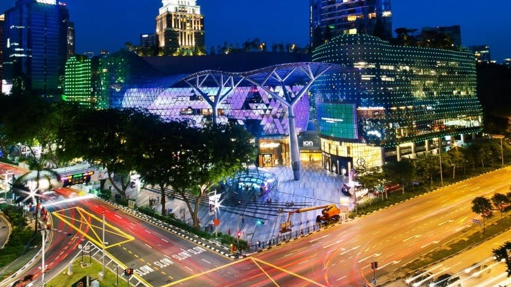 At Sophia Hills, Orchard Road is the premier destination for all your shopping and dining needs.