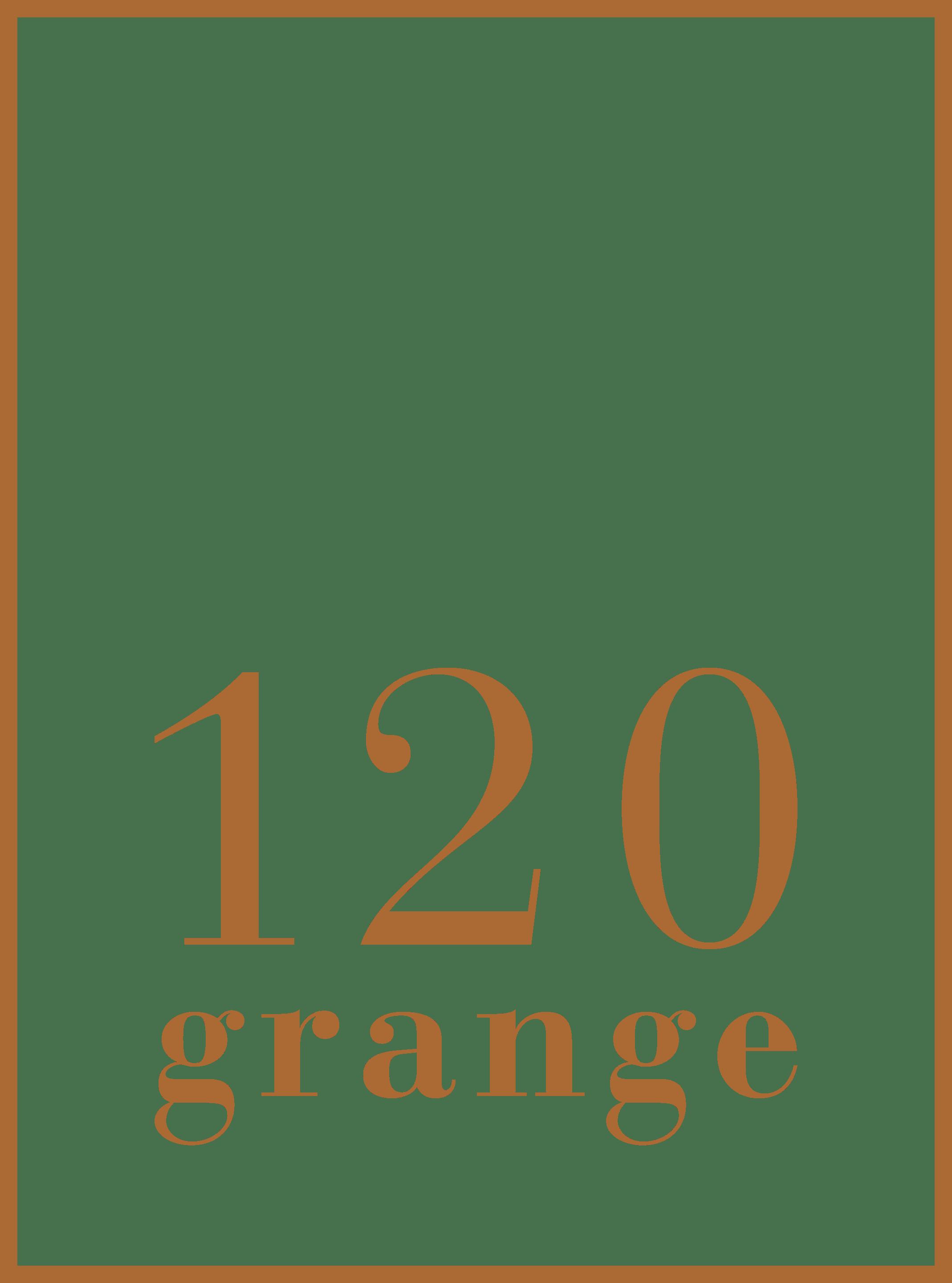 120 Grange logo