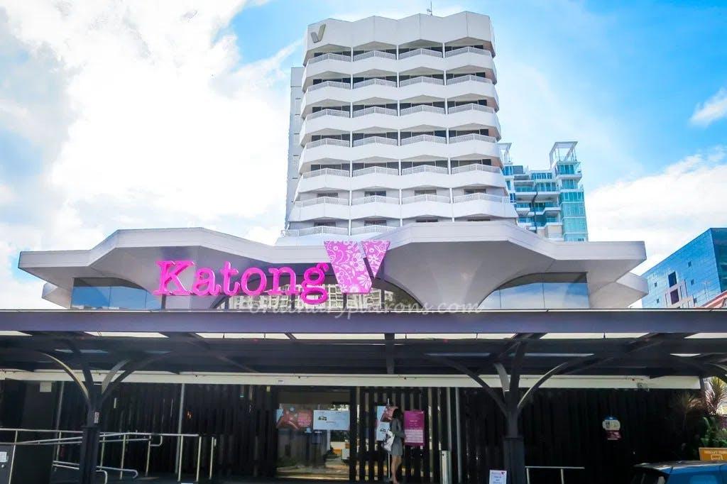 Katong V Shopping Mall