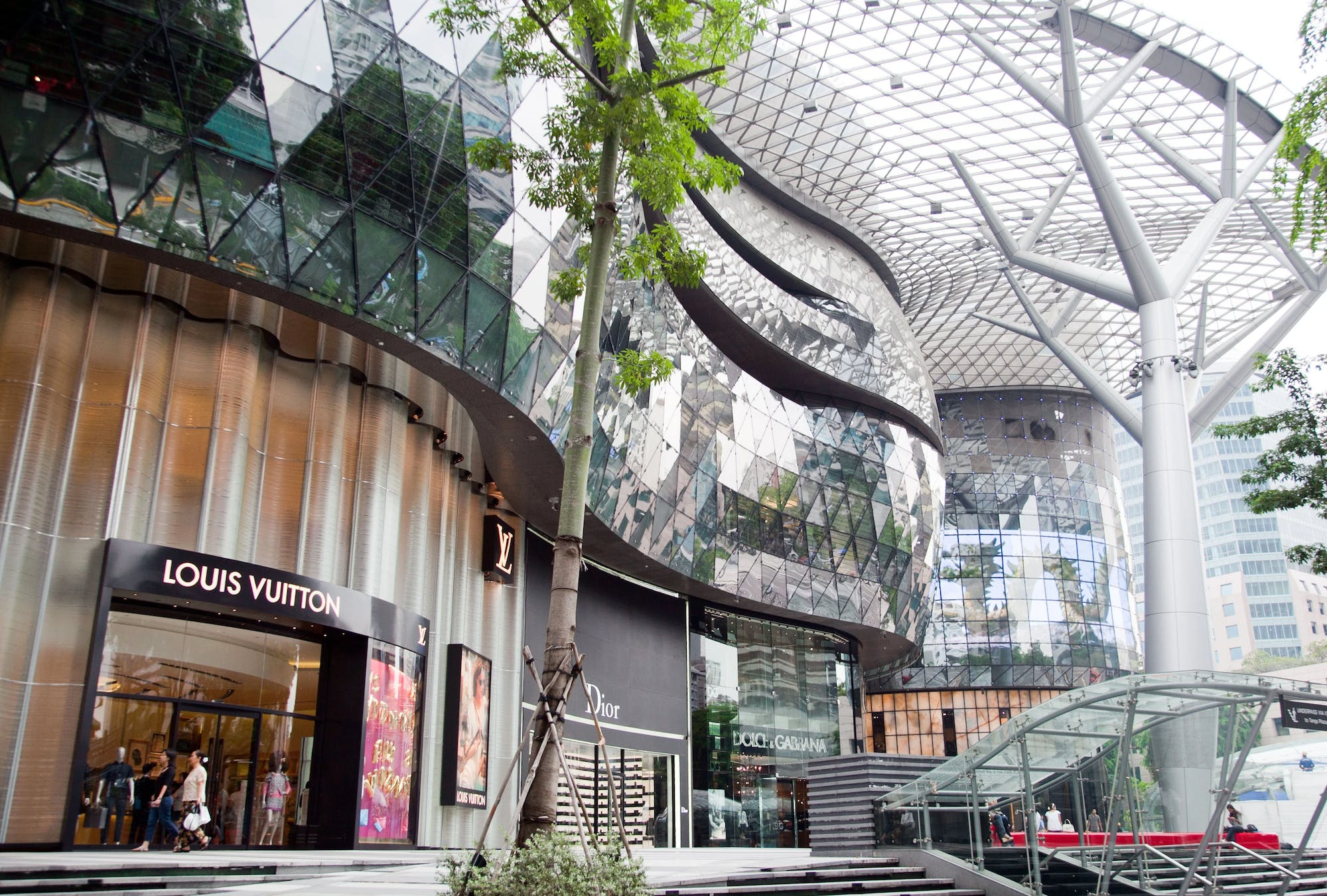 19 Nasim is a walk away from Orchard Road, home to some of the world's biggest brands.
