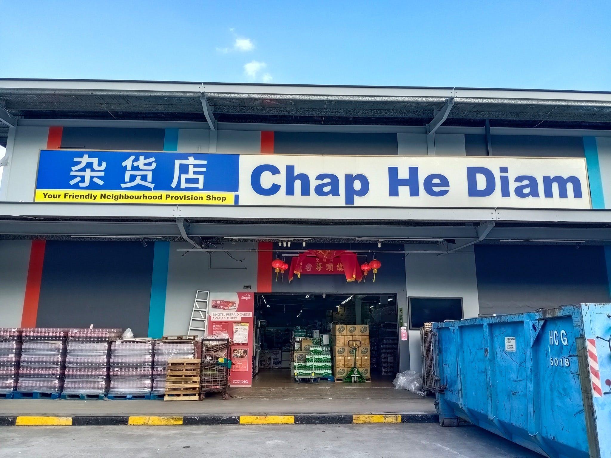 Chap He Diam