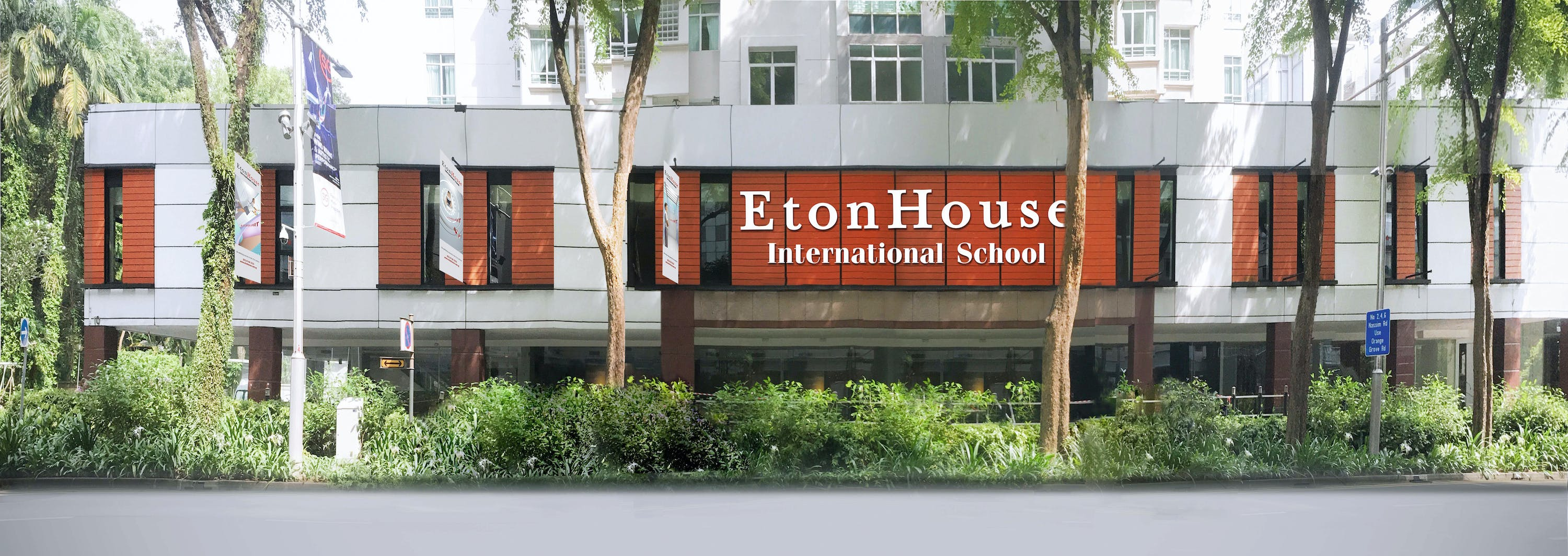 EtonHouse International School at Orchard