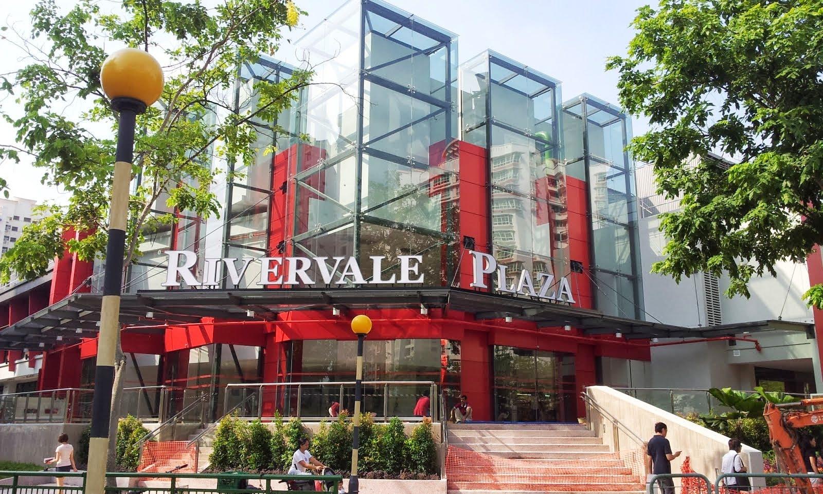 Rivervale Plaza
