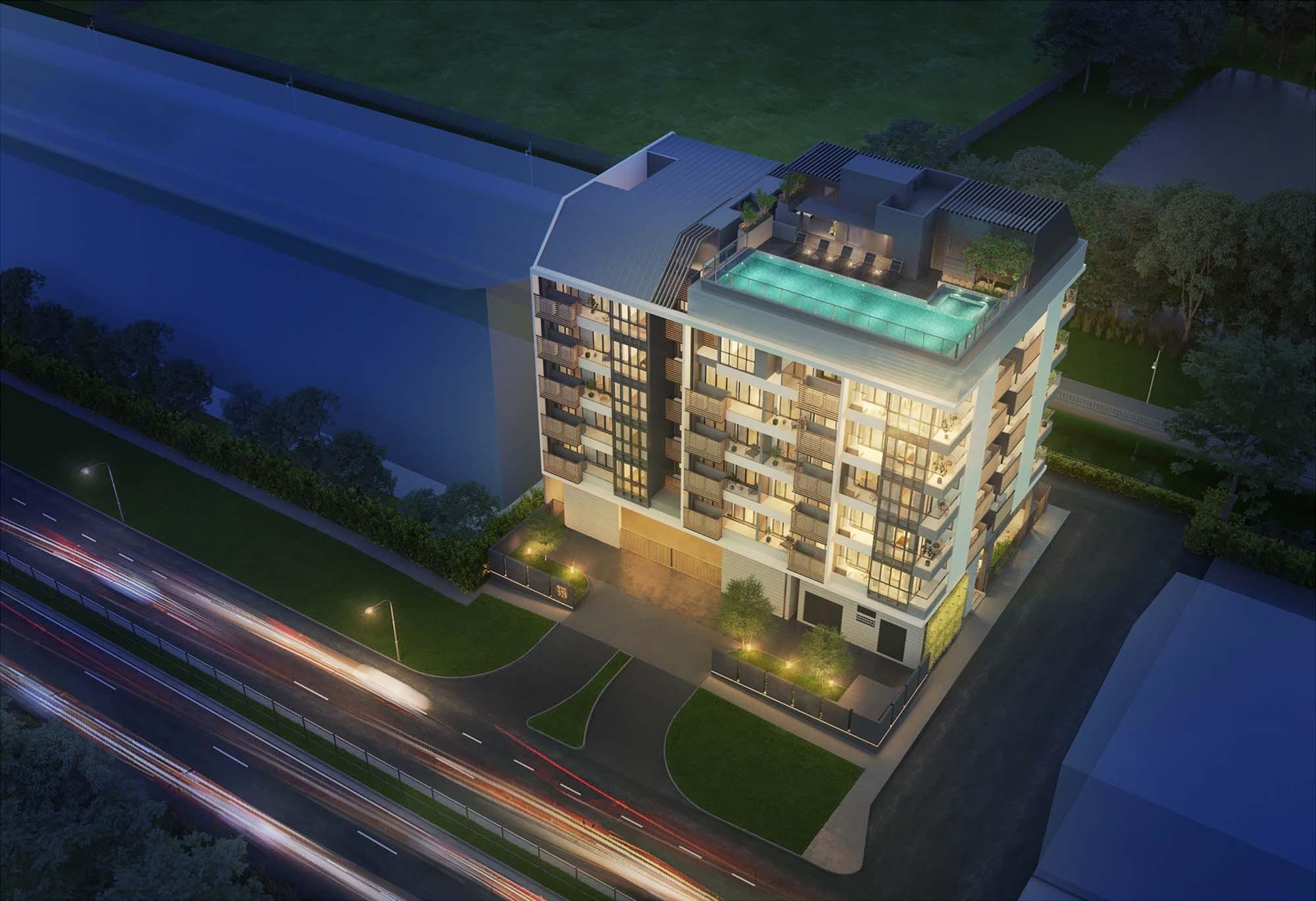 Bukit 828 Design