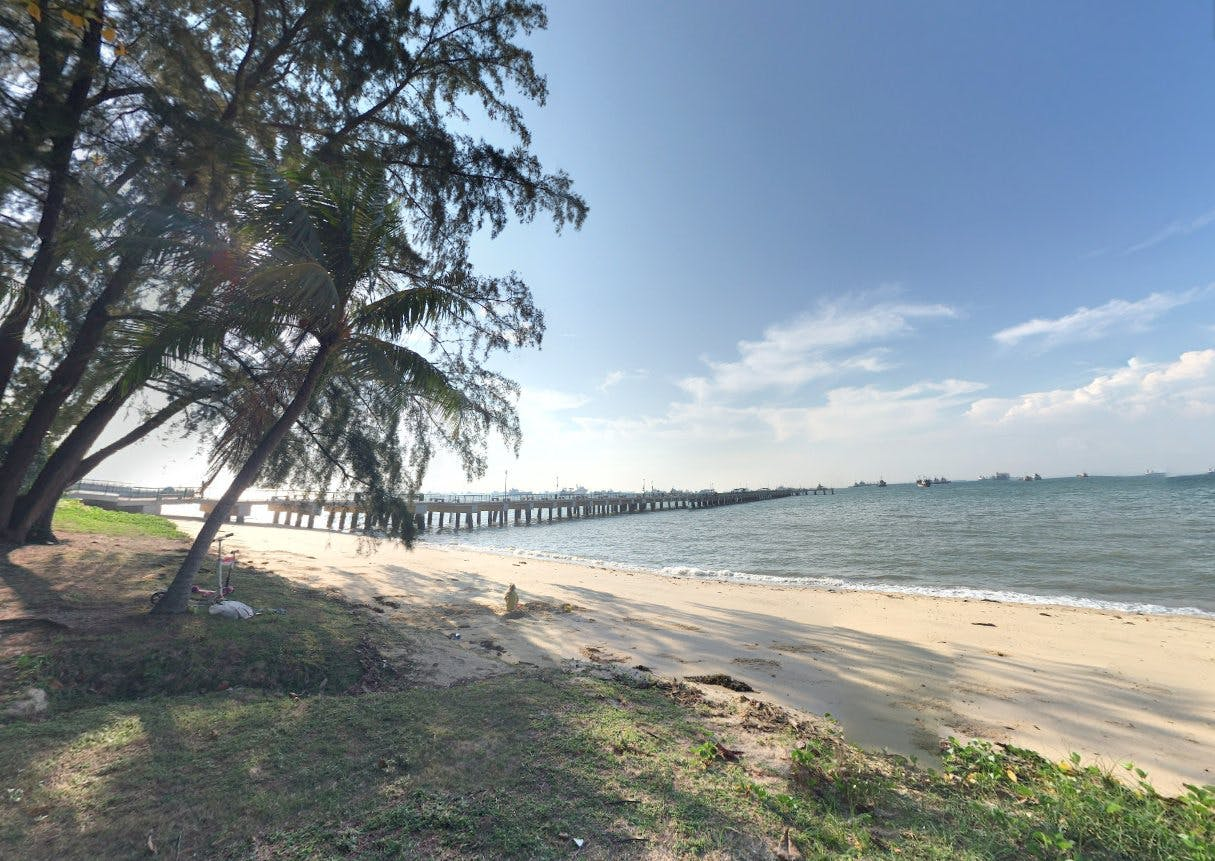Bedok Jetty