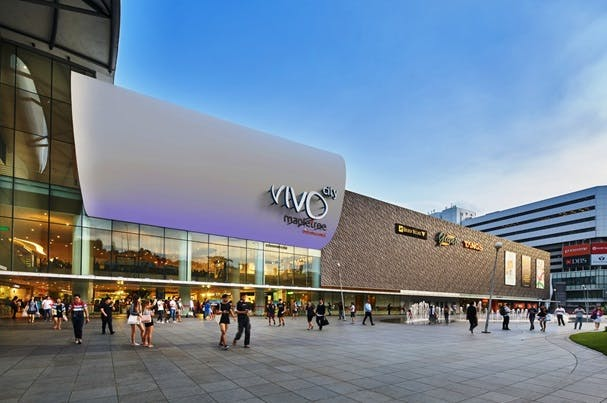 Mega-mall, Vivocity, is within walking distance from The Reef at King's Dock and is sure to have everything uou need -- from retail and dining to entertainment options.