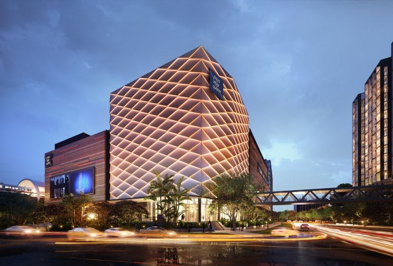 Located in Paya Lebar Quarter, Park Place Residences has easy access to Paya Lebar Quarter Mall.