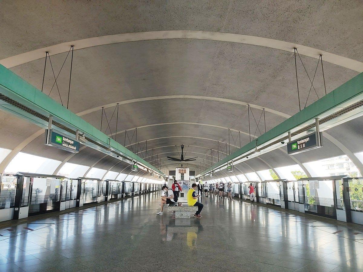 Kembagan MRT Station