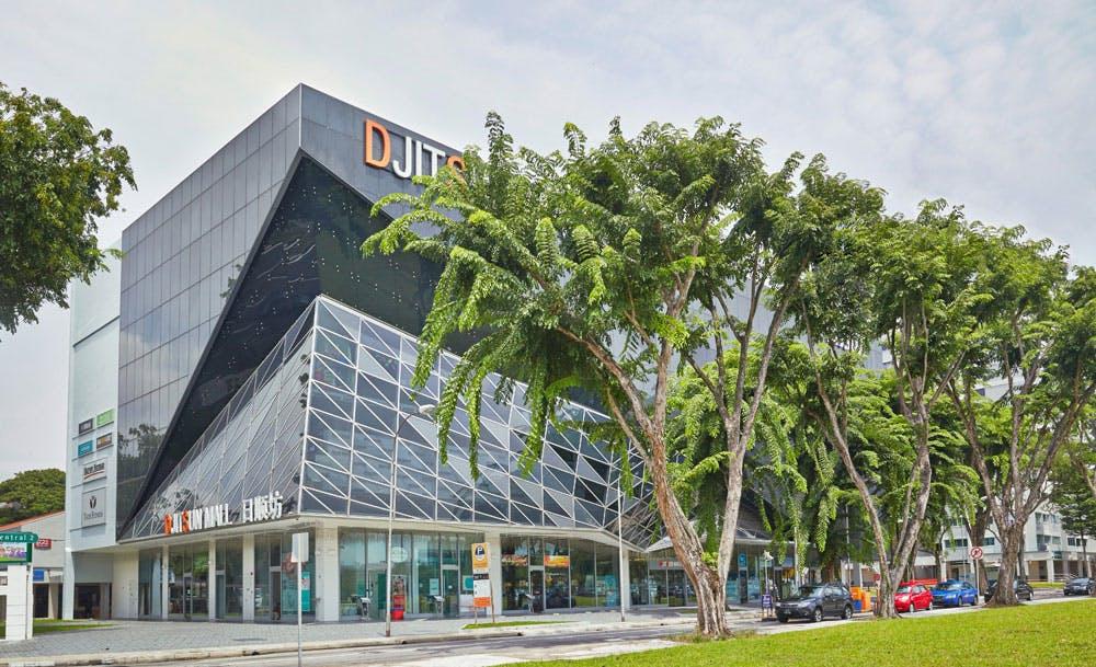 Djitsun Mall Ang Mo Kio
