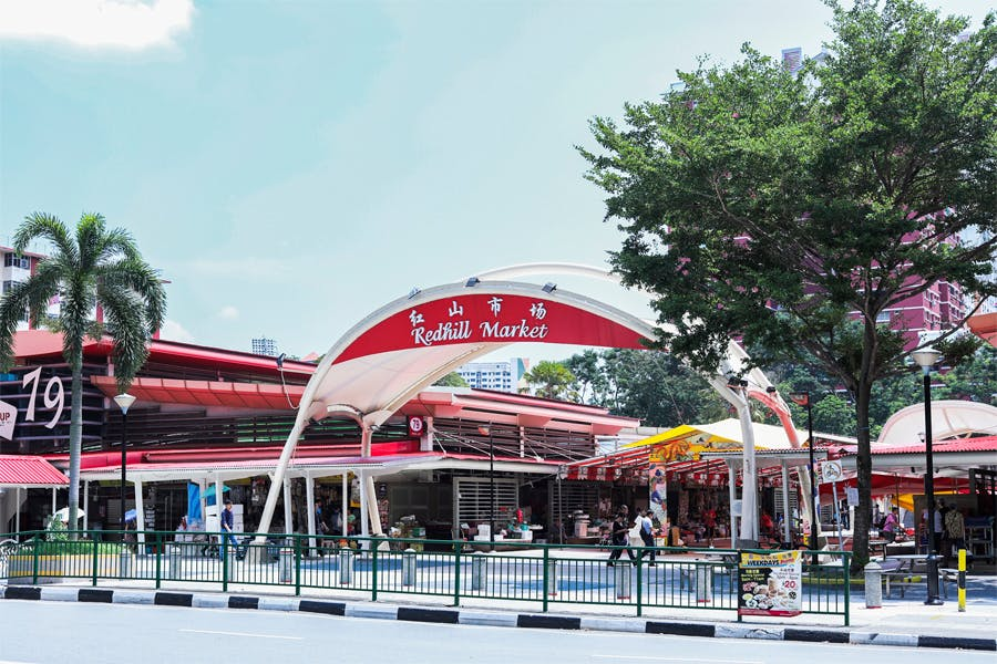 Close to Alex Residences, Redhill Market contains an underrated, but sublime food centre with plenty of options.