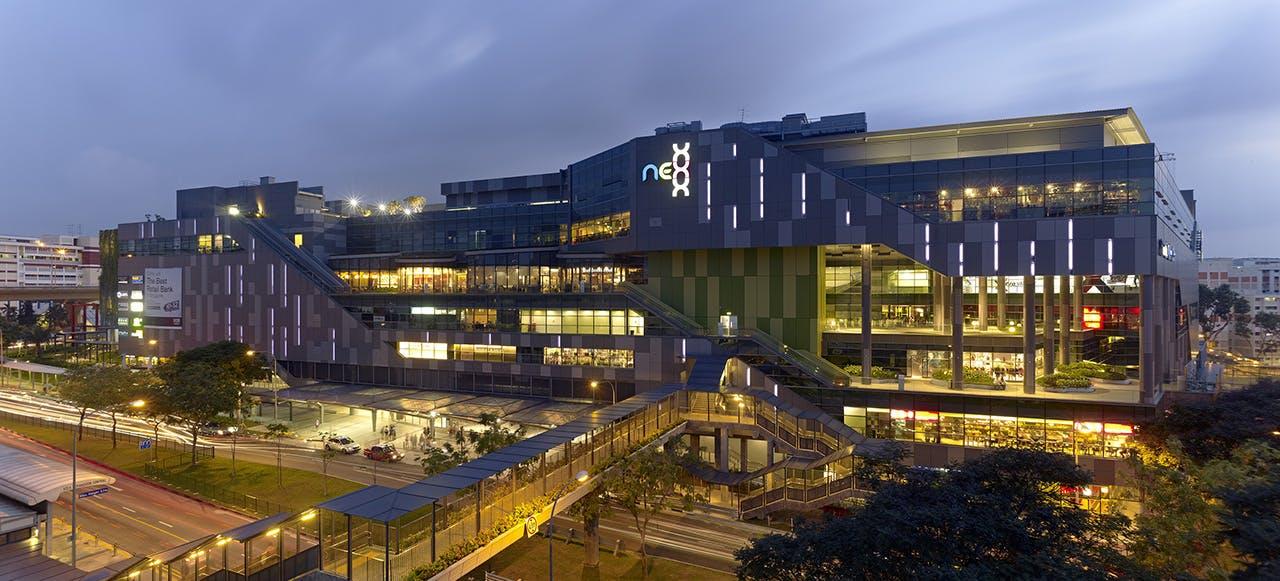 Serangoon Nex Shopping Mall