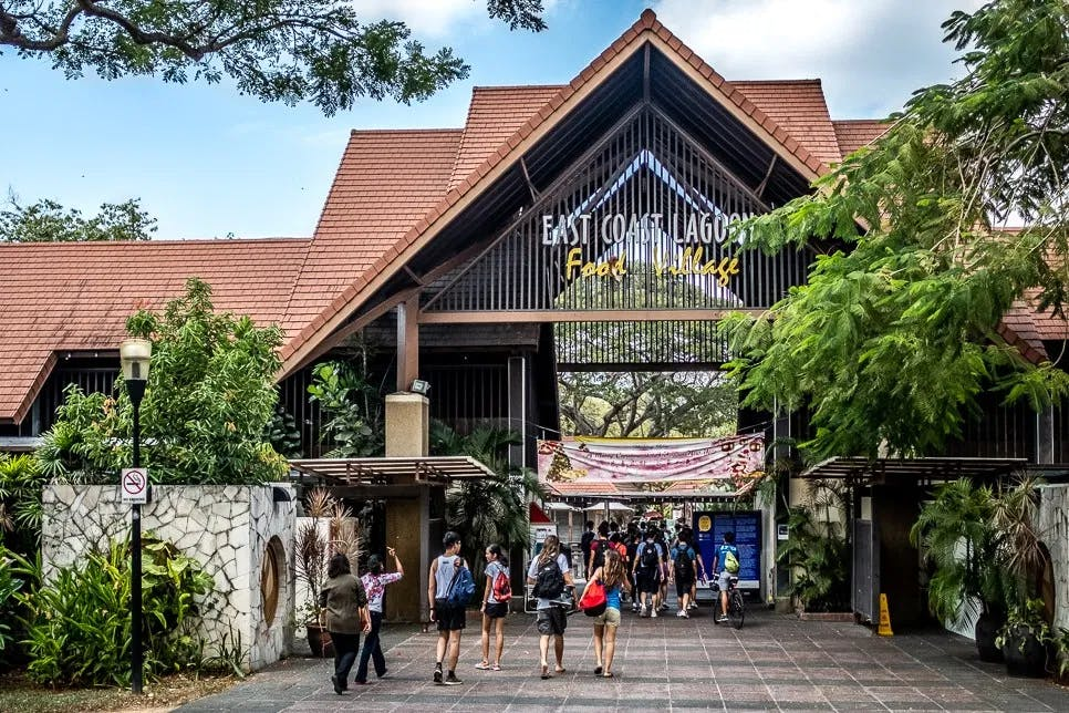 East Coast Lagoon Food Village