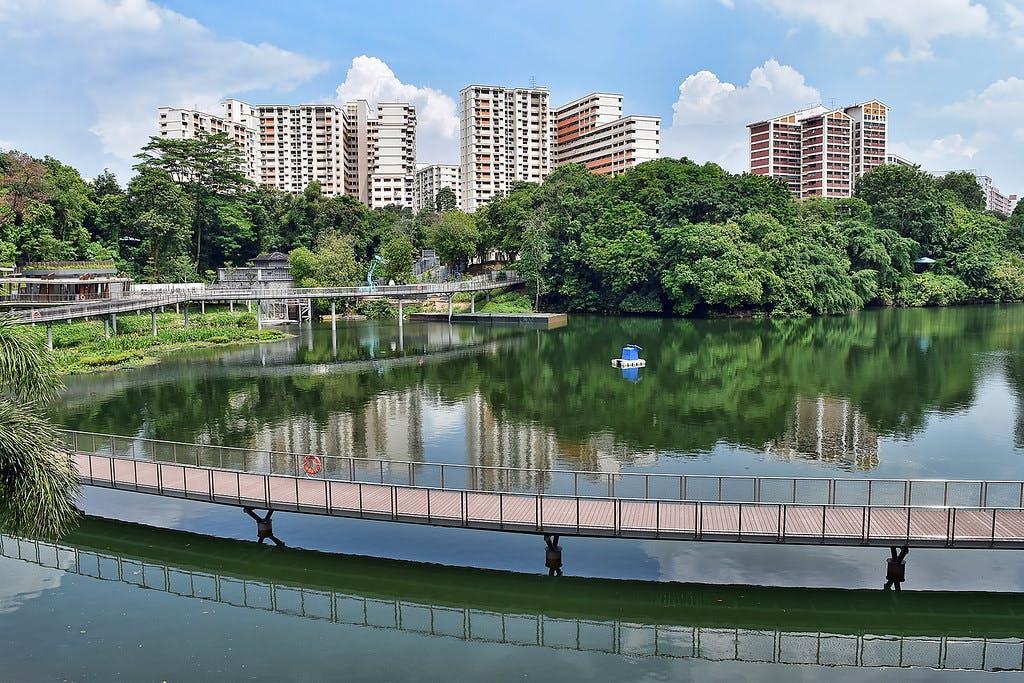 Pang Sua Pond