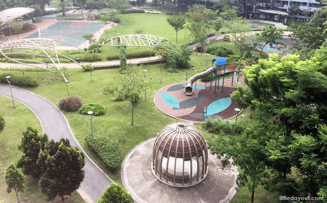 Firefly Park at Clementi