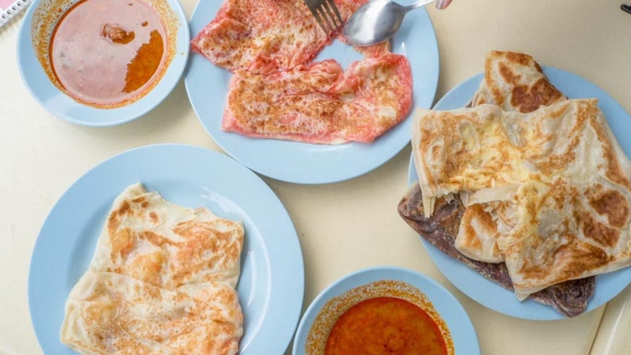 A 24-hour Prata buffet at Al-Jasra accompanies many other food options at Changi Road that residents of TEDGE can afford.