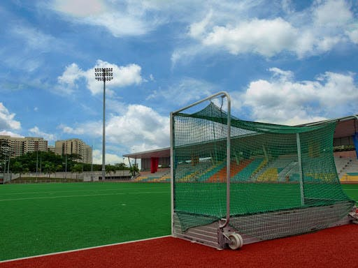 The Sengkang Hockey Stadium