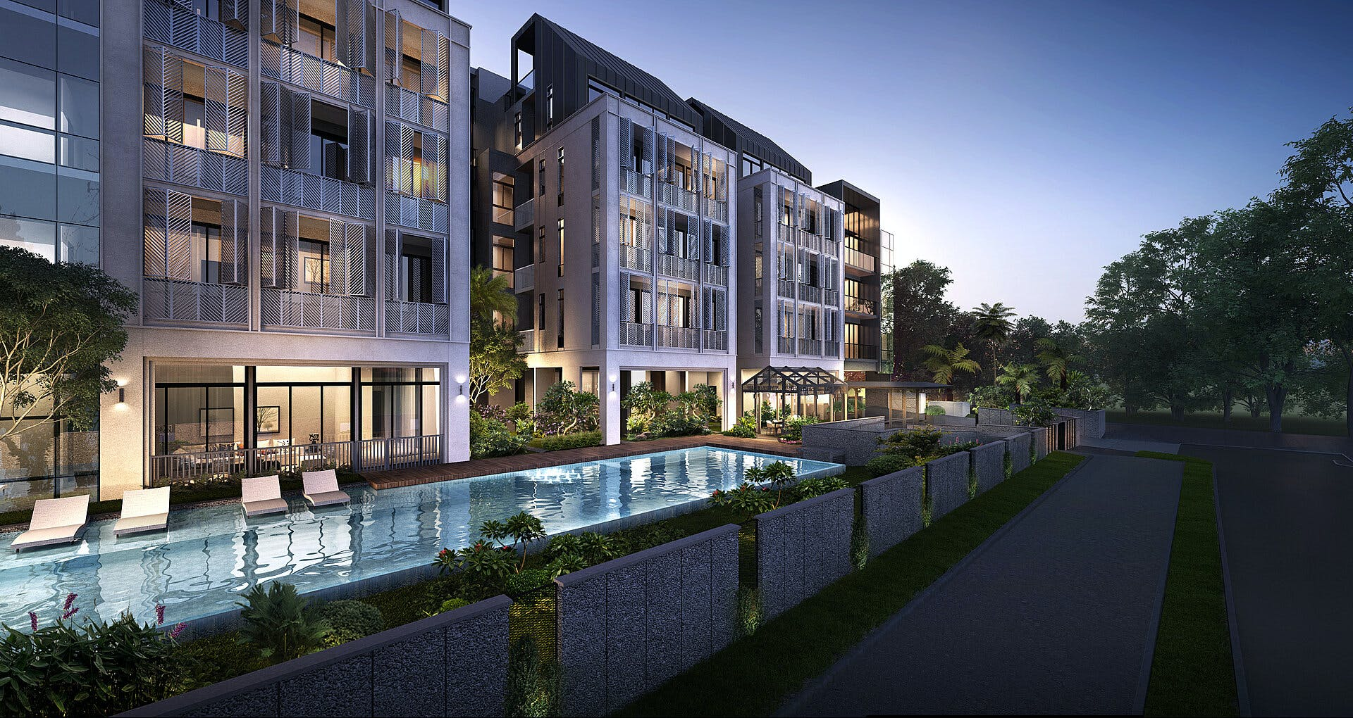 Olloi, a home in District 15 built for multigenerational living