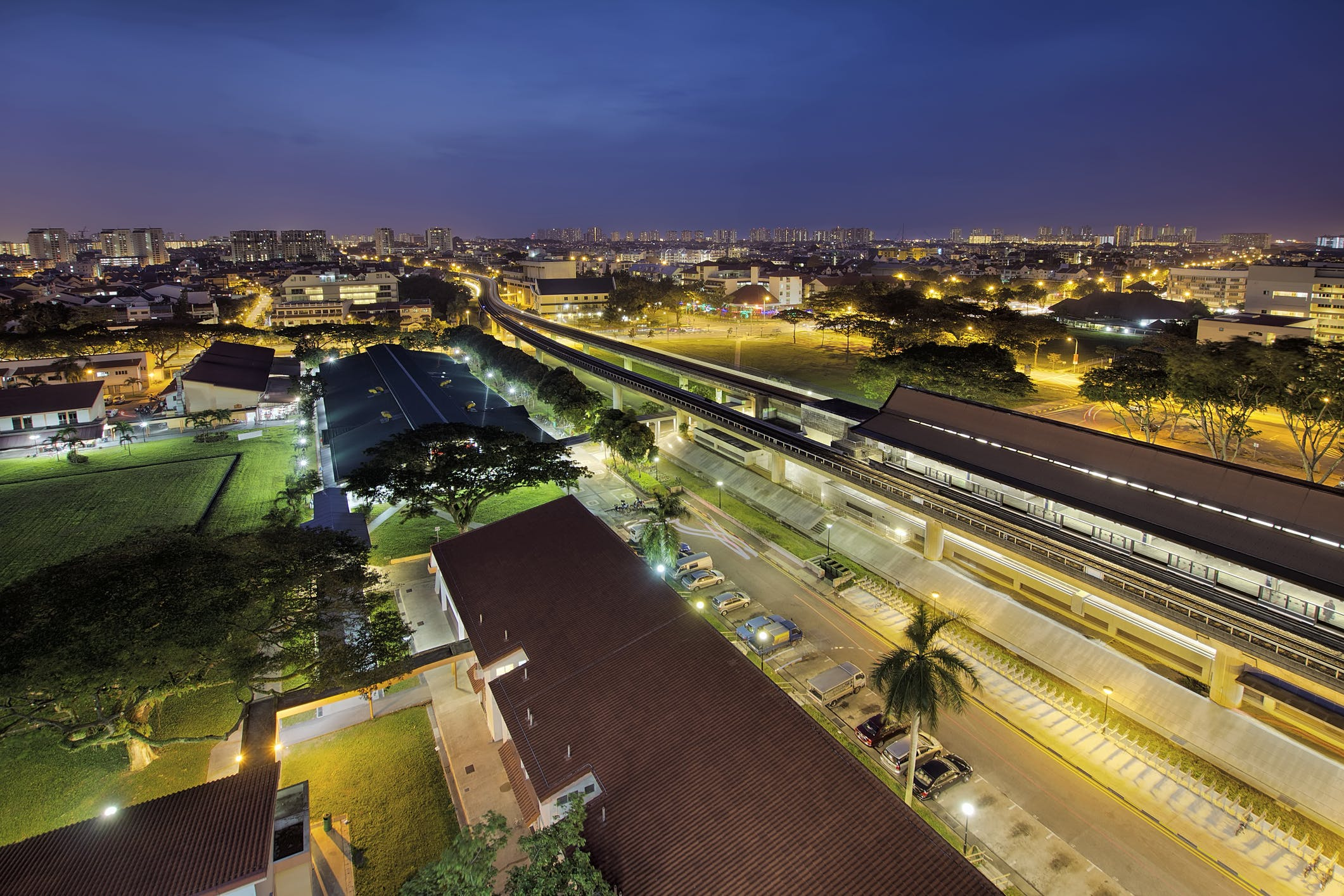 Eunos MRT Station is just a few minutes away from Parc Esta