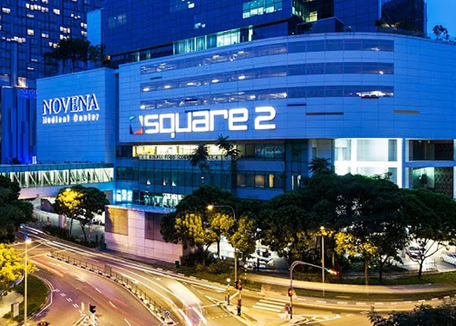 Square 2 Shopping Mall