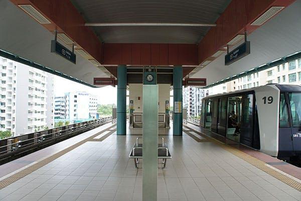 Kadaloor LRT Station