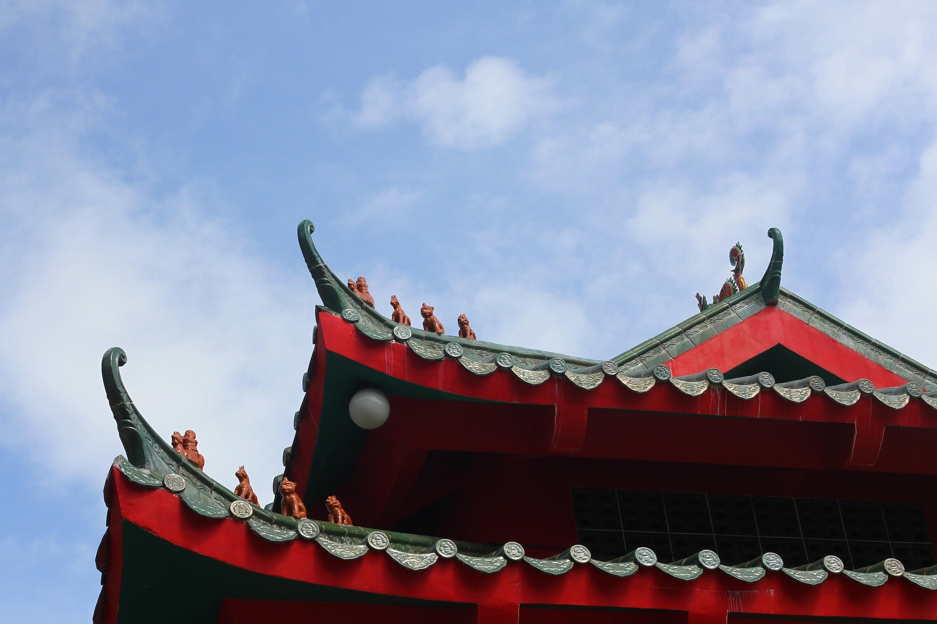 Thian Hock Keng Temple, a national monument of Singapore