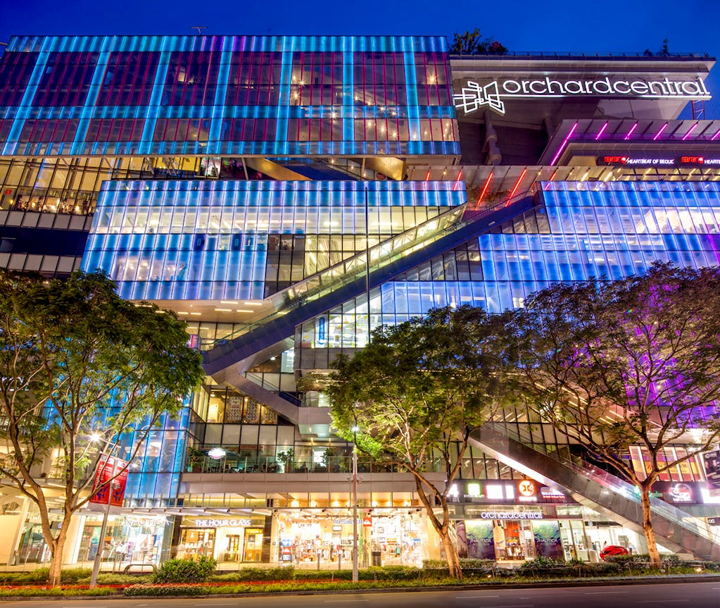 Orchard Central Shopping Mall
