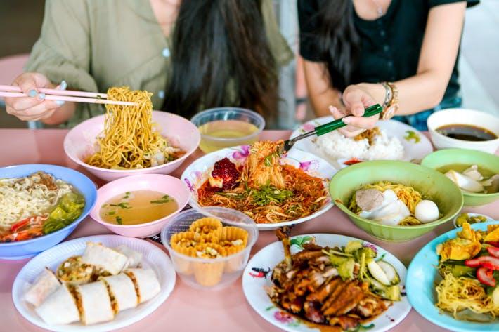 Sembawang Hills Food Centre