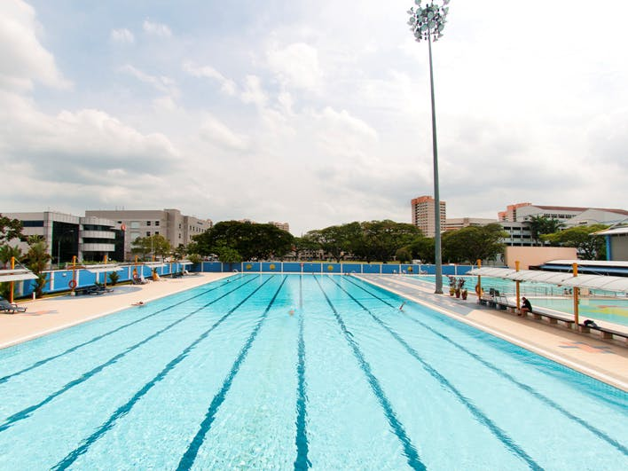Geylang Swimming Complex